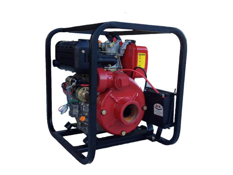 DEK 100-80CAST High Pressure Diesel Pump