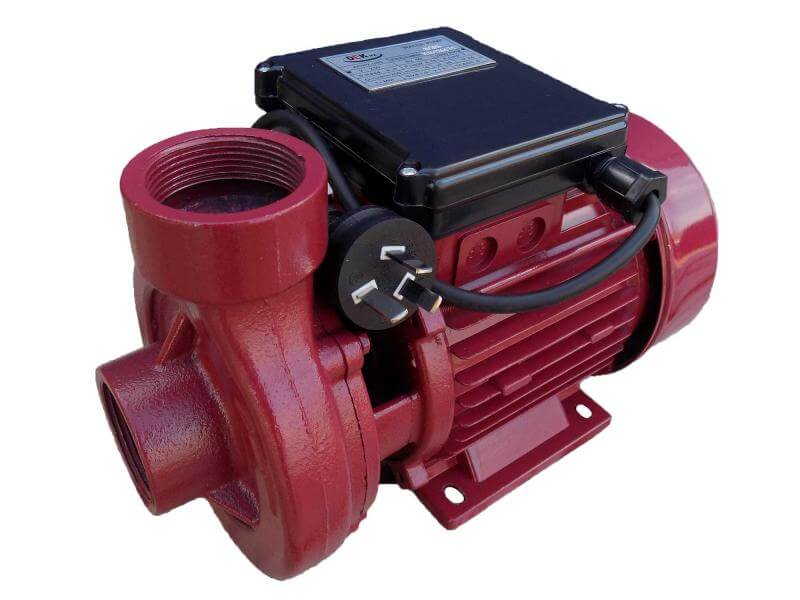 DEK 1.5hp 230v Electric HIGH VOLUME Water Pump (2DK 20)