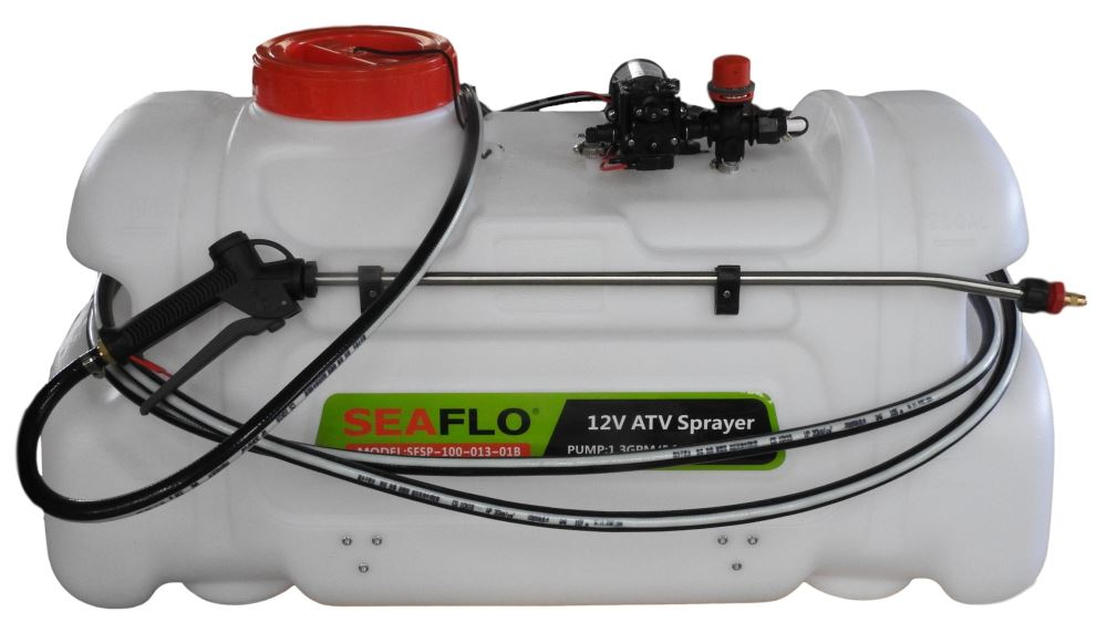 Sea Flo 100L ATV Sprayer & Boom Package.