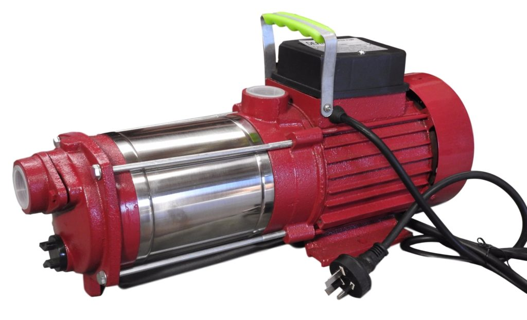 DEK 1hp 230-volt Transfer Pump