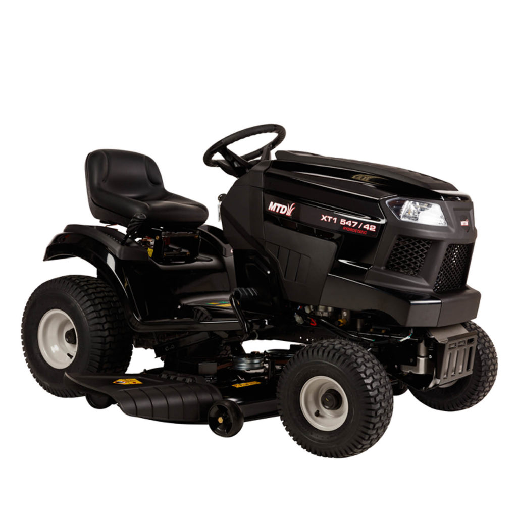 MTD Ride-On Mower